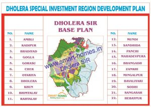 Dholera SIR Villages